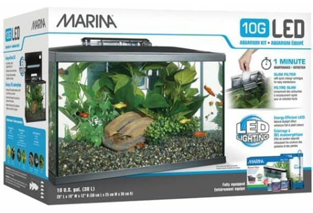 Kit de acuario Marina LED